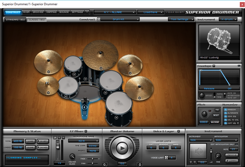 Review: Superior Drummer