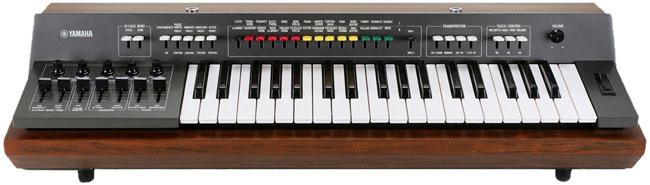 Vintage: Yamaha SY-1