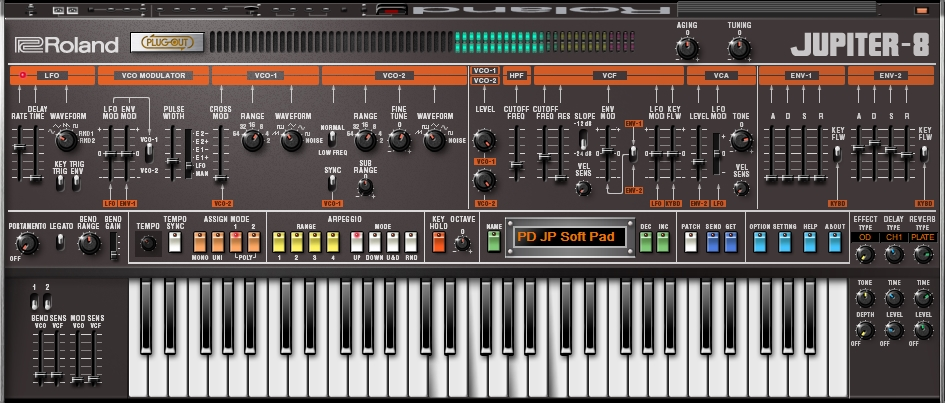 Review: Roland Cloud – EMUM3